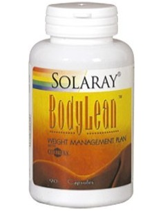 Body Lean 90 cap Solaray