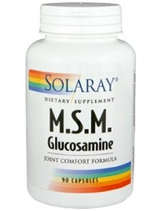 MSM and Glucosamina 90 cápsulas