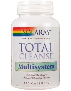 Total Cleanse Multisystem 120 cápsulas
