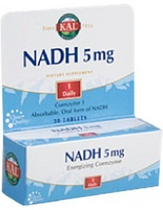 NADH 5mg 30 comprimidos