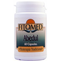 Abedul 370mg. 60cap. FITOMED - Dieticlar