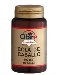 Cola de Caballo100 comp Liq. Stock