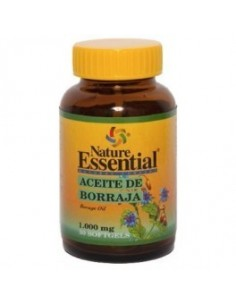 Aceite de borraja 1000 mg, 30 perlas Nature Essential
