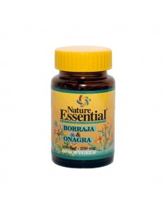 Borraja + Onagra, 50 perlas - Nature Essential