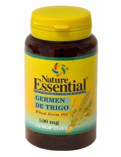 Aceite Germen de Trigo 60 perlas - Nature Essential