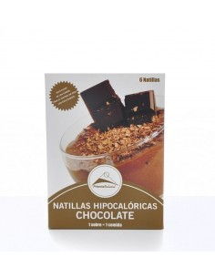 Natillas de Chocolate (6 sobres) - Prisma Natural