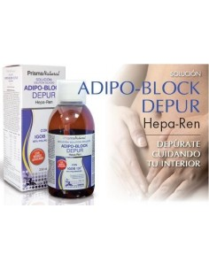 Adipo Block Depur con igob 131 250ml  Prisma Natural