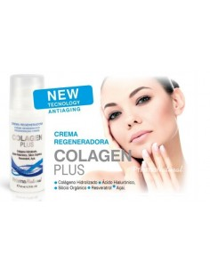 Colagen Plus Crema Regeneradora, 50ml -  Prisma Natural