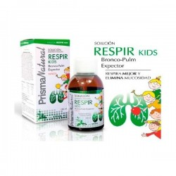 Solución Respir Kids, 180ml - Prisma Natural