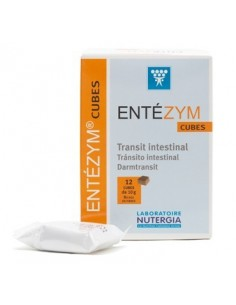 Entezym Masticable 12 cubos