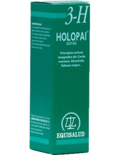 Holopai 3H hepatoprotector 31ml Equisalud