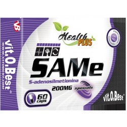 SAMe 200mg 60 cap - Vit.O.Best Health Plus