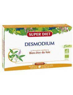 Desmodium bio 20amp - Super Diet
