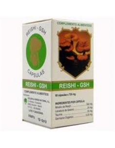 Reishi GSH 120 cap - Golden Green