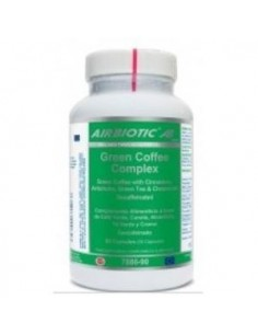 GREEN COFFEE cafe verde complex 90cap - Airbiotic