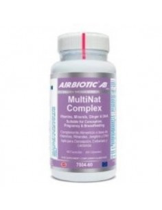 MULTINAT 60cap. - Airbiotic