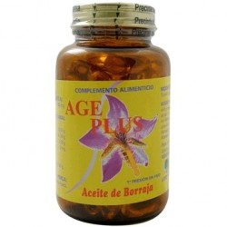 AGE PLUS (aceite de borraja) 90 perlas - GOLD GREEN