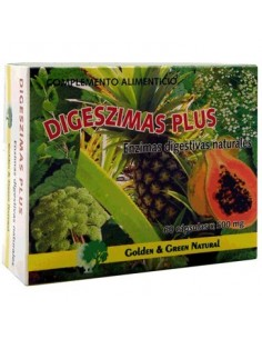 Digeszimas Plus 60Cap - Golden Green Natural