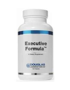 EXECUTIVE STRESS FORMULA 120 comp. DOUGLAS LABORATORIOS