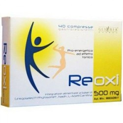 REOXI 40 comp 500mg  GLAUBER PHARMA