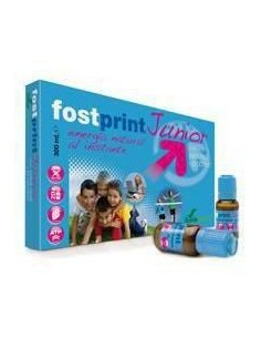 FOST PRINT JUNIOR SABOR FRESA 20 viales 15ml Soria Natural