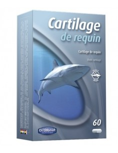 CARTILAGO DE REQUIN (tiburon) 60cap. ORTHONAT