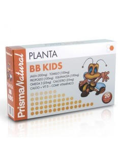 Planta BB Kids 20 ampollas