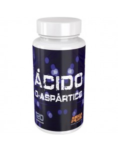 ACIDO L-ASPARTICO 120 caps MEGA PLUS