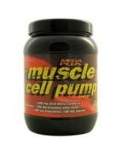 MUSCLE CELL PUMP 500gr MEGA...