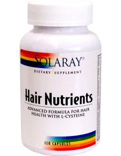 Hair Nutrients 120 cápsulas