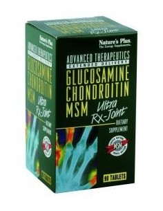 Glucosamine Chondroitin Msm Ultra Rx-Joint 90 Comp