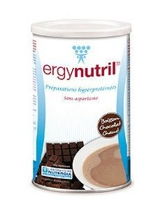 ERGYNUTRIL (proteinas) capuccino polvo 300 gr