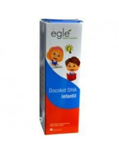 Docokid Dha Infantil 30 ml Egle Lab.