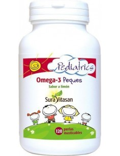 OMEGA 3 peques sabor limon...