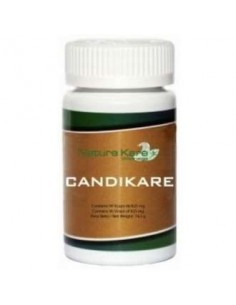 CANDIKARE 90cap NATURE KARE WELLNESS