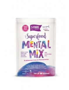 Super Food Mental Mix 210gr