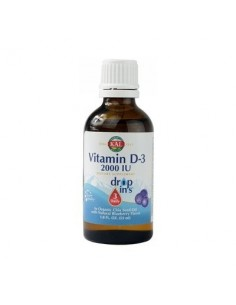Vitamina D3 liquida 53ml Kal