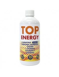 TOP ENERGY sabor limon...