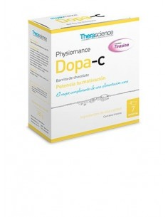 BARRITAS DOPA-C chocolate 7ud Therascience