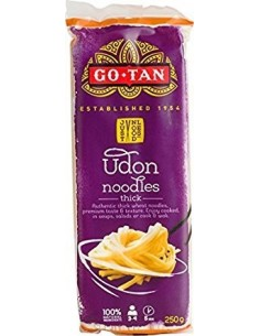 Fideos Chinos Udon Noodles 250Gr. Go Tan