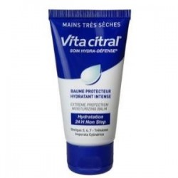 VITA CITRAL crema hidra defensa para manos 30ml AKILEINE
