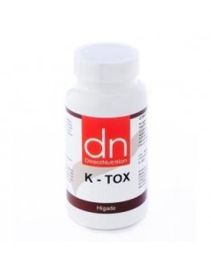 K Tox 60Cap Direct Nutrition