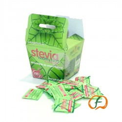 Stevia extracto, 100 sobres monodosis - Energy Fruits