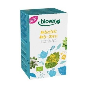 ANTI STRESS infusion 20sobres BIOVER