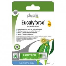 EUCALYFORCE roll on 4ml BIO PHYSALIS