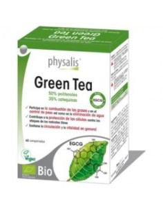 GREEN TEA 60comp BIO PHYSALIS