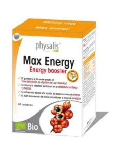 MAX ENERGY 30comp BIO PHYSALIS