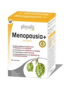 Menopausia + 30comp PHYSALIS
