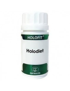 Holodiet 50caps Equisalud