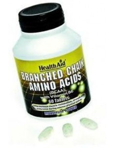 Bcaa Branched Chain Amino Acids 60 Comp